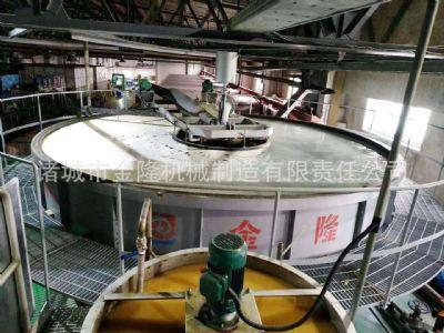 诸城市化工厂_浅层溶气气浮机 造纸厂 养殖场污水处理设备-一体化污水处理 ...